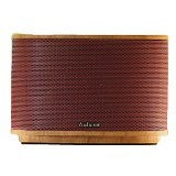 AULUXE Aurora Wood [AW1010W] - Red - Speaker Bluetooth & Wireless